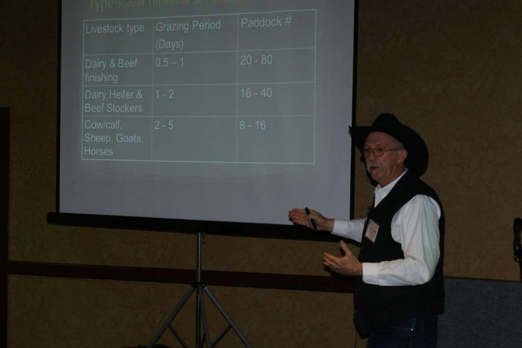Mark Kennedy, NRCS State Grassland Conservationist