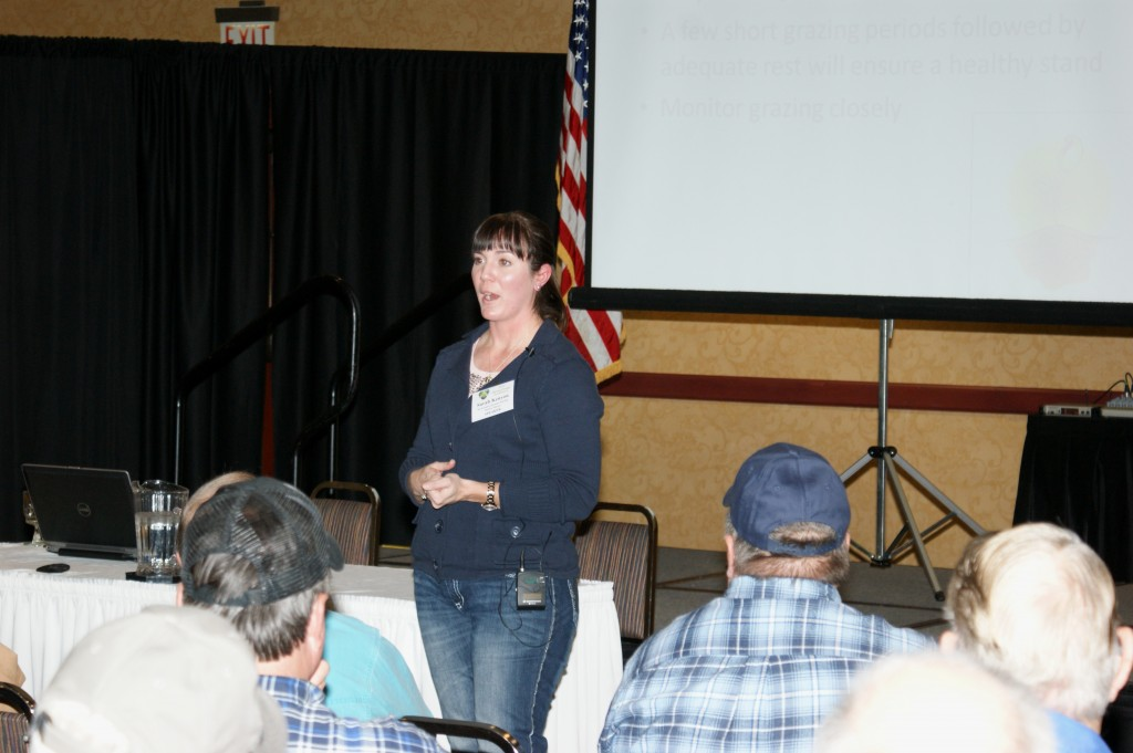 2014 Sarah Kenyon MU Ext- Agronomist